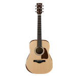 Ibanez Artwood AW50JR - Open Pore Natural