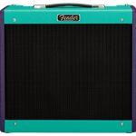 Fender 2020 Limited Edition Blues Junior™ IV, Eminence® Cannabis Rex™, Two-Tone Purple/Seafoam, 120V