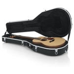 Gator GC-GSMINI Deluxe Molded Case for Taylor GS Mini Acoustic Guitars