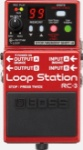 Boss RC3 USB Loop Station