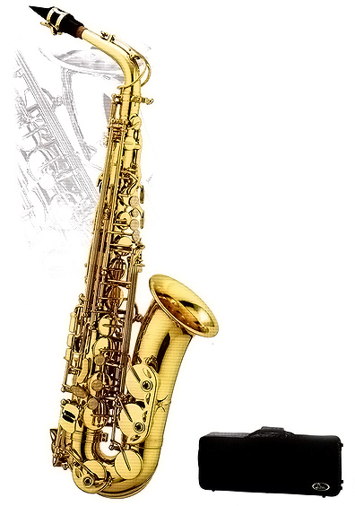 Palm Winds PW203 Yamaha Style Alto Sax