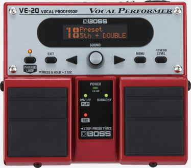 Roland VE-20 Vocal Processor