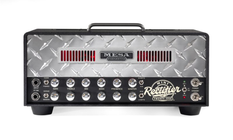Mesa Boogie Mini Rectifer Head with Carrying Bag
