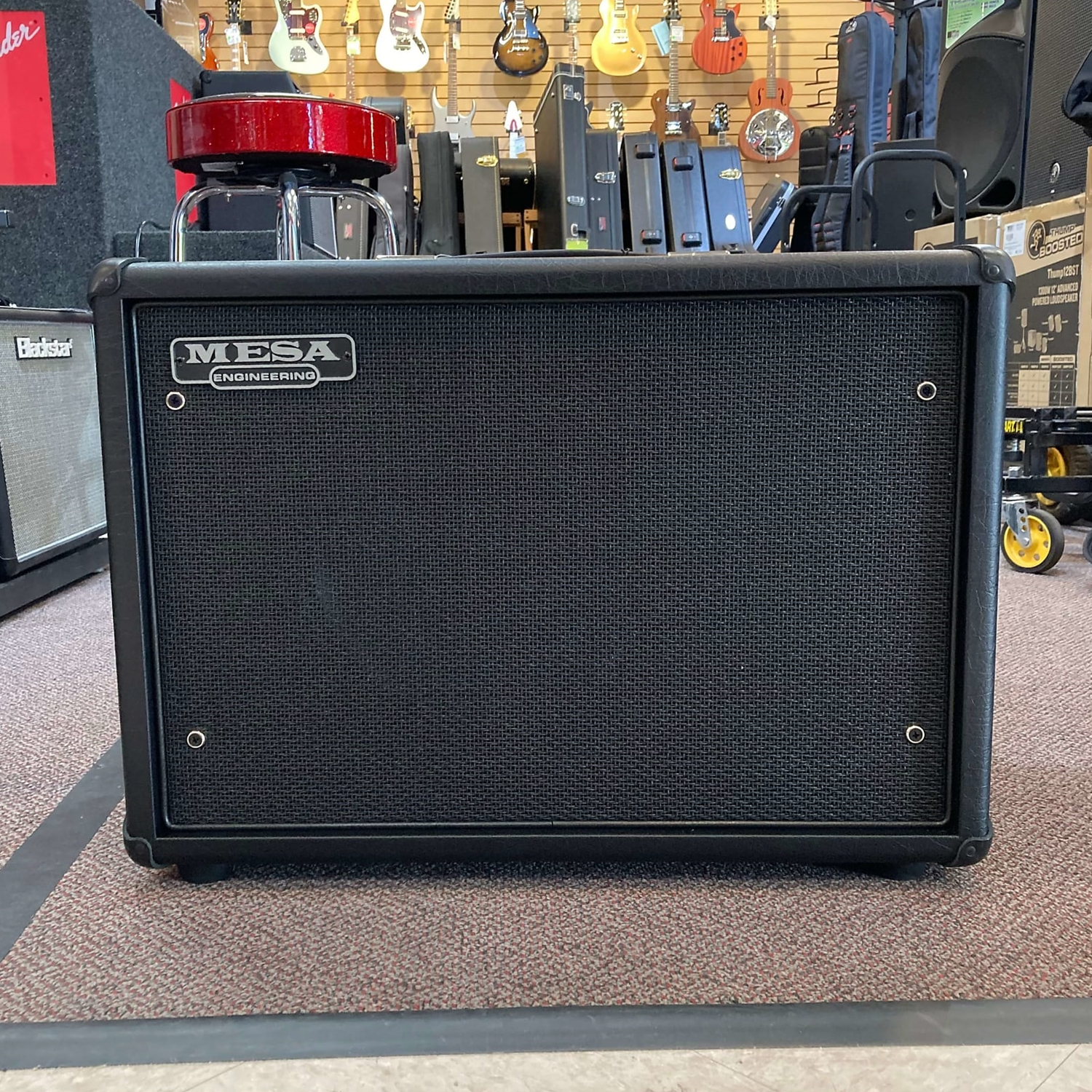 Mesa Boogie 1x12 Widebody Closed back Cab