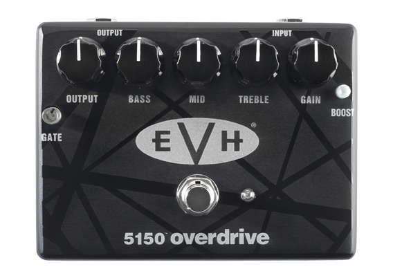 MXR EVH 5150 Overdrive with Noise Gate