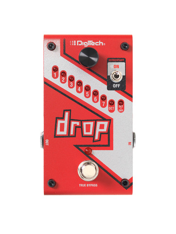 DIGITECH Polyphonic Drop Tune Pitch Shift