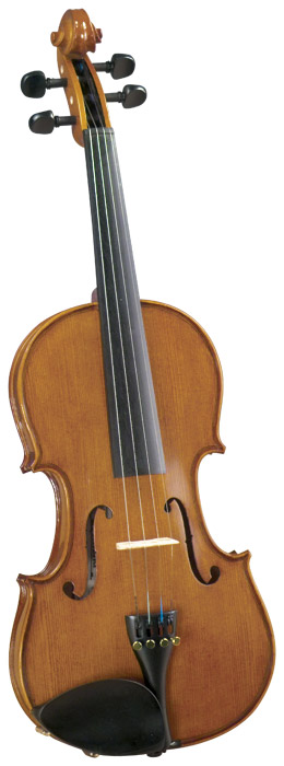 Cremona SV-175 1/2 Size Violin Outfit with Case and Bow