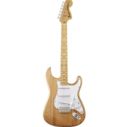 Fender Classic Series 70s Stratocaster Ash Body with Maple Neck