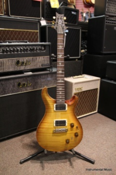 PRS P22 Artist Package Lemon Drop Flame Maple Neck