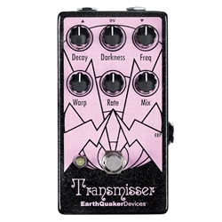 Earthquaker Devices Transmisser Modulated Reverb