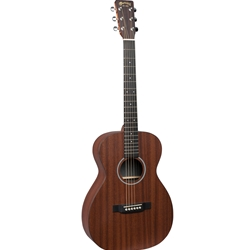 Martin 0X2MAE Concert Guitar with Mahogany Top