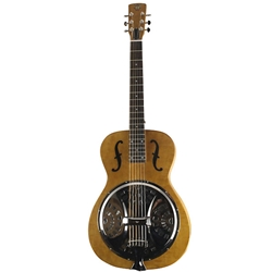 Dobro Hound Dog Roundneck Resonator