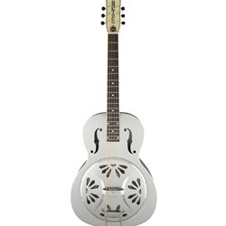 Gretsch G9221 Bobtail Steel Round Neck Resonator with Fishman Nashville Resonator Pickup