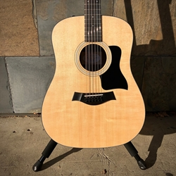 Taylor 150e 12-String, Factory Showroom Demo